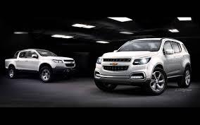 new car releases australia 2013New Chevrolet Trailblazer Coming to Australia as a Holden Colorado