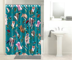 bohemian shower curtain uk flisol home
