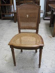 french cane chair. Lovely French Walnut Rattan Chair Cane R