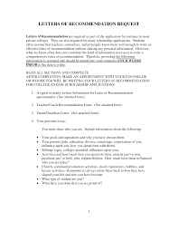 Recommendation Letter Help For Teacherswriting A Letter Of