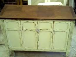 shabby chic distressed furniture. Shabby Chic Tutorial For Buffet Chest Distressing: Restoration Plantaton Distressed Furniture