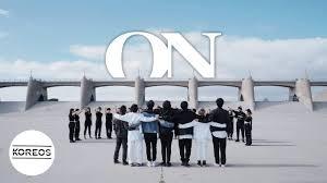 KPOP IN M/V LOCATION] BTS (방탄소년단) - 'ON' ONE TAKE DANCE COVER 댄스커버 | Koreos  - YouTube