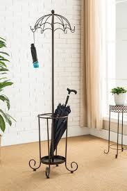 Coat Hat Rack Stand Kings BRAND Furniture Coat Hat Rack Stand With Umbrella Holder 84