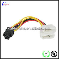 4 2mm molex 4 pin molex to 6 pin connector wire harness cable 4 2mm molex 4 pin molex to 6 pin connector wire harness cable manufacturer in