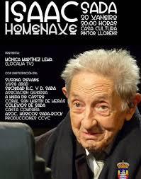 El homenaje a Isaac Díaz Pardo se celebrará este viernes, 20 de enero, en la Casa de la Cultura a las 20:00 horas. En el homenaje al Hijo Adoptivo de Sada y ... - homenaje-a-isaac-dc3adaz-pardo-concello-de-sada