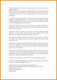 Cover Letter For Resume Medical Assistant Medical assistant Cover Letters Elegant Cover Letter for Medical 74
