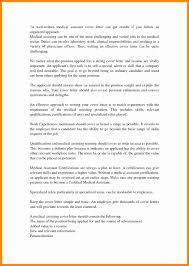 Cover Letter For Resume Medical Assistant Medical assistant Cover Letters Elegant Cover Letter for Medical 74