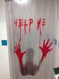 funny shower curtain. Funny Shower Curtain E