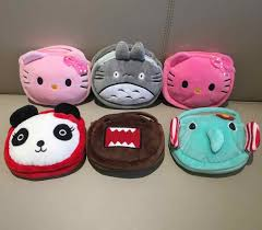 Mini 1 2year <b>Kawaii Baby's 12CM</b> Plush Backpack , Panda Etc. Multi ...