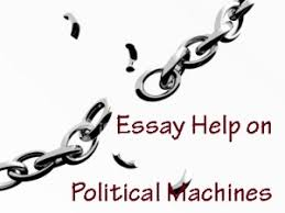 essay paper on political machines