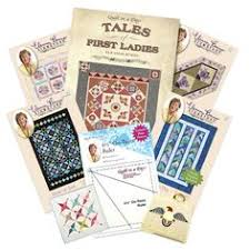 Eleanor Burns' New Book: Tales of First Ladies and Their Quilt ... & Stay up to date with Quilt in a Day with our Latest and Greatest Mix Bag Adamdwight.com