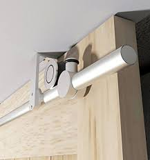 ceiling mount barn door hardware awesome single fh track real pertaining to inspirations 18