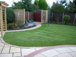 Small Picture Medium Sized Back Garden Design Growing Designs can help you