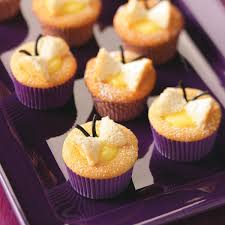 Lemon Butterfly Cupcakes Recipe Taste Of Home