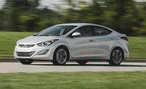 2014 Hyundai Elantra Sport 2.0L Automatic – Review – Car and Driver