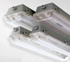 tubular lighting fixture fluorescent waterproof atlantis