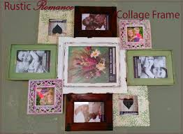 rustic picture frames collages.  Rustic I Searched And To Find The Perfect Collage Frame For A Large Empty  Wall In Our Living Room These Are Very Popular Right Now Usually Expensive  With Rustic Picture Frames Collages O