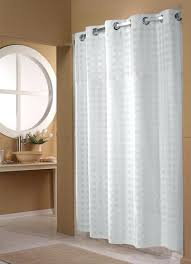 hookless shower curtain color white hookless shower curtain snap liner replacement