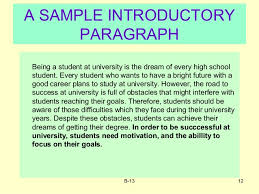 how to write an essay introduction for failure is a better teacher failure is a better teacher than success essay