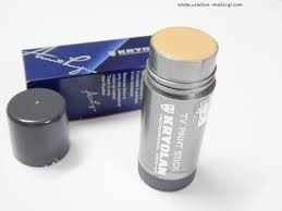 kryolan tv paint stick foundation review swatches full coverage foundation india indian makeup