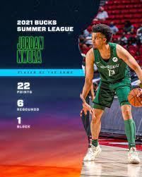 Milwaukee Bucks (@Bucks)