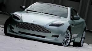Bertone Updates Aston Martin Vanquish Based Jet 2 For Geneva