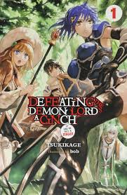 Good Luck Demon King Light Novel Defeating The Demon Lords A Cinch If Youve Got A Ringer