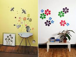 Small Picture Flower Nature Wall Stickers Kid Wall Stickers Bedroom Design