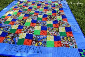 Superhero Quilts — Little Bits of Everything Inc. & Aug 28 Superhero Quilts Adamdwight.com
