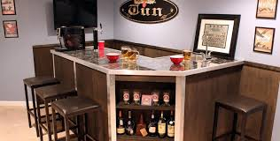 man cave bar. Man Cave Bar Counter Decisions. Get It Right.