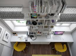 alluring person home office. Enthralling Two Person Desk Home Office Alluring