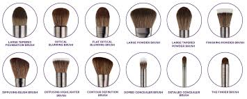 urban decay brushes. urban decay fall 2016 collection pro brushes face closeup
