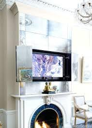 mirror tv cover mirror art cover frames frame