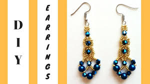 Beaded Earring Patterns For Beginners Simple Inspiration