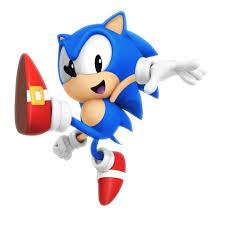 Classic <b>Sonic Jump</b> Pose (Version <b>2</b>) by Nibroc-Rock | Classic sonic ...