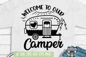 Including svgkfastimageview, svgklayeredimageview, and you can use svgkimage.nsimage to export svg layer to bitmap image. Welcome To Our Camper Svg Files For Cricut Cut File Dxf 739755 Cut Files Design Bundles