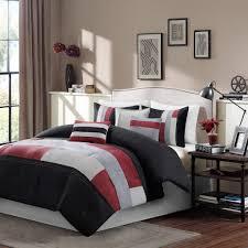 buffalo sabres bedding sets madison park canyon piece comforter set queen black on today buffalo