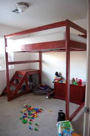 Building A Loft Bed Diy Loft Bed Jaimesews