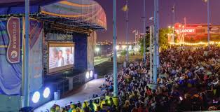 Festival Pier Seating Chart Meetings And Events At Hilton Philadelphia At Penns Landing