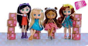Куклы <b>Boxy Girls</b> Бокси Герлз Уилла, Бруклин, Райли, Номи ...