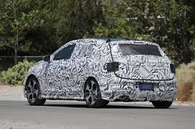 2018 volkswagen hatchback. brilliant 2018 the next generation of the vw polo gti has been spotted being tested in  united states to 2018 volkswagen hatchback
