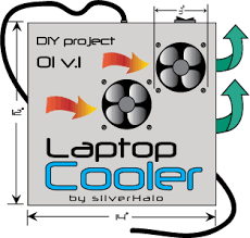 diy laptop cooler 5 steps diy laptop cooler
