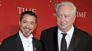 Robert Downey Sr., Iron Man's father ...