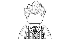 Disegno Di Lego Harley Quinn Da Colorare Disegni Da Colorare E Con