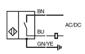 electronic sensor outputs and wiring configurations 2 wire ac dc sensor output