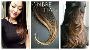 How To Do Ombre Color On