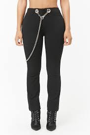 kii chain flare pants