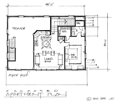 Creating The Barn With Living Quarters Floor PlansBarn Plans With Living Quarters Floor Plans