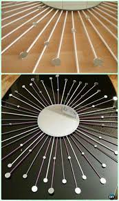 Diy mirror frame ideas Diy Bathroom Diy Mirror Over Mirror Sunburst Mirror Frame Instruction diy Decorative Mirror Frame Ideas And Projects Furnitureinredseacom Diy Mirror Over Mirror Sunburst Mirror Frame Instruction diy