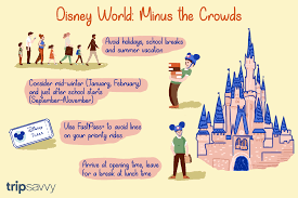 The Least Crowded Days At Disney World